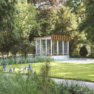 Boutique Hotels Zürich Signau House & Garden - der Garten